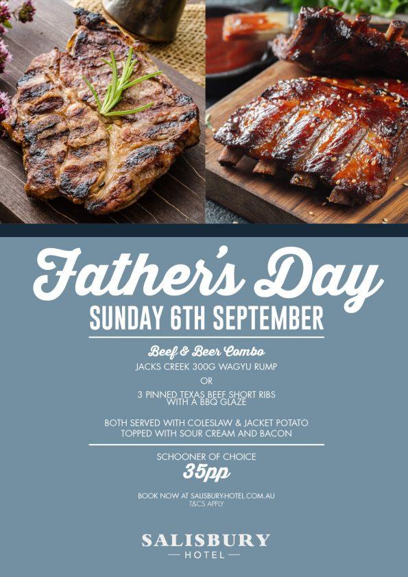 Father's Day Salisbury